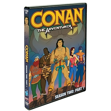 Conan The Adventurer: Season 2, Part One (DVD)