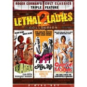 Roger Corman's Cult Classics: Lethal Ladies Collection Volume 2 (DVD)