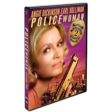 Police Woman: Season 2 (DVD)