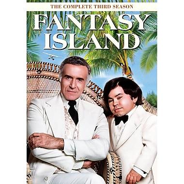 Fantasy Island - Season 3 (DVD)