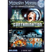 Midnight Movies - Volume 5 - Sci-Fi Double Feature (DVD)