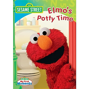 Sesame Street Elmos Potty Time (DVD)