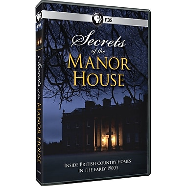Secrets of the Manor House (DVD)