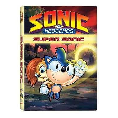 Sonic the Hedgehog: Super Sonic (DVD)