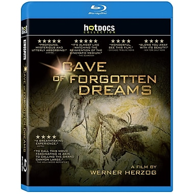 Cave of Forgotten Dreams (Blu-Ray)