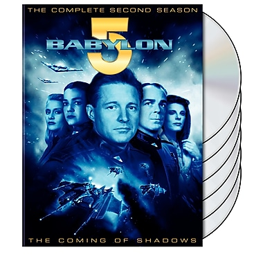 Babylon 5: The Complete Second Season (DVD)