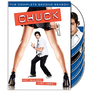 Chuck: The Complete Second Season (DVD)