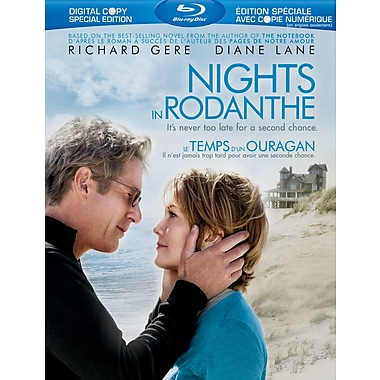 Nights In Rodanthe/Le Temps D'Un Ouragan (Blu-Ray)