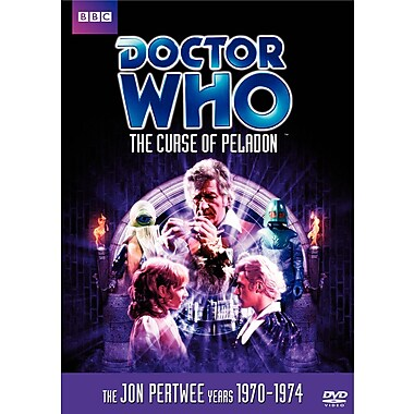 Doctor Who: The Curse Of Peladon (DVD)