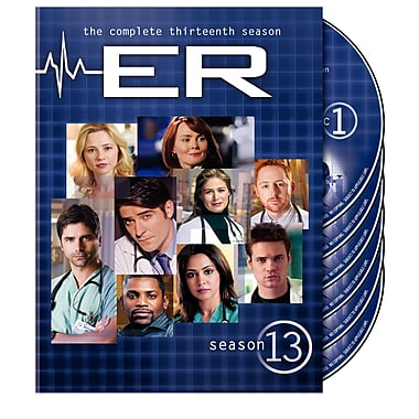 ER: The Complete Thirteenth Season (DVD)