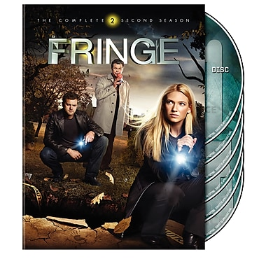 Fringe: The Complete Second Season (DVD)
