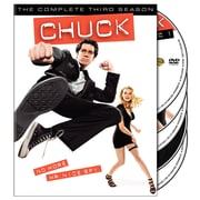 Chuck: The Complete Third Season (DVD)