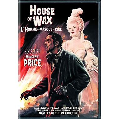 House of Wax (1953) (DVD)