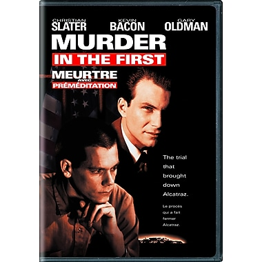 Murder in the First (DVD)