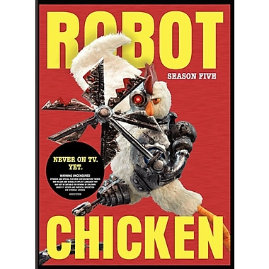 Robot Chicken: Season Five (DVD)