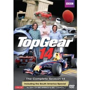 Top Gear 14: The Complete Season 14 (DVD)