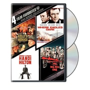 4 Film Favourites: War Heroes (DVD)