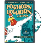 Looney Tunes Super Stars Foghorn Leghorn & Friends (DVD)