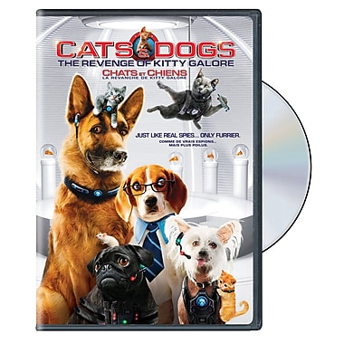 Cats & Dogs: Revenge of Kitty Galore (DVD)