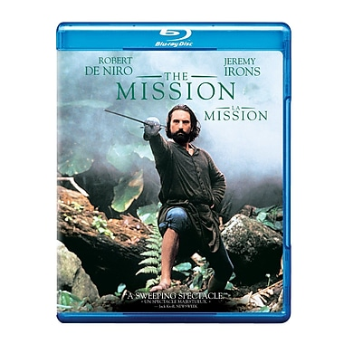 The Mission (1986)(Bilingual) (Blu-Ray)