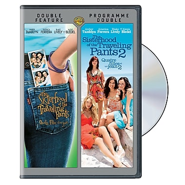 Sisterhood of the Traveling Pants/Sisterhood of the Traveling Pants 2 (DVD)