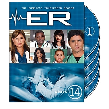 ER: The Complete Fourteenth Season (DVD)