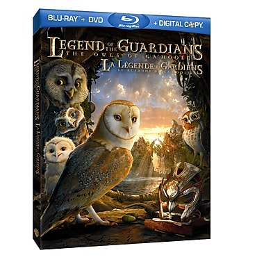 Legend of The Guardians (Blu-Ray)