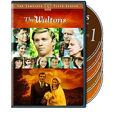 The Waltons: The Complete Fifth Season (DVD)