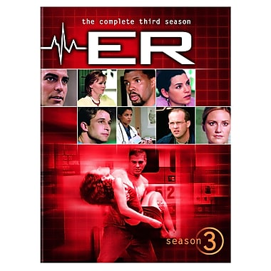 E.R.: The Complete Third Season (DVD)