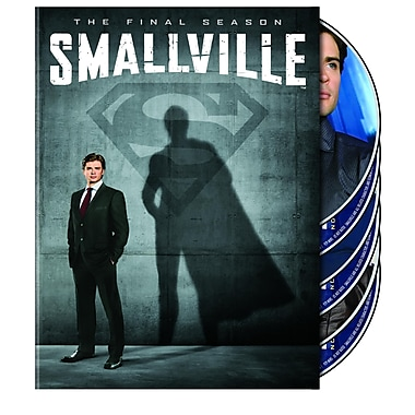 Smallville: The Complete Tenth Season (DVD)