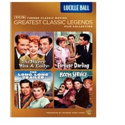 TCM Greatest Classic Films: Legends - Lucille Ball (DVD)