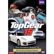 Top Gear 15: The Complete Season 15 (DVD)