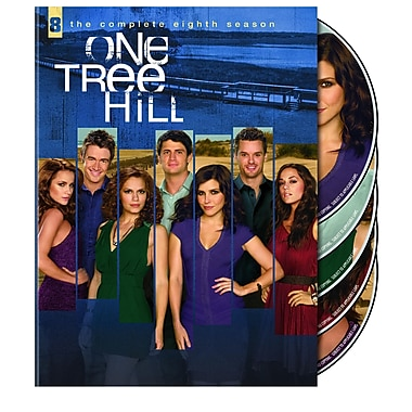 One Tree Hill: The Compete Eiight Season (DVD)