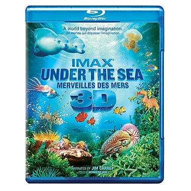 IMAX: Under The Sea 3D (3D Blu-Ray)