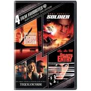 4 Film Favorites: Kurt Russell (DVD)