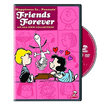 Peanuts Happiness is Peanuts: Friends Forever (DVD)