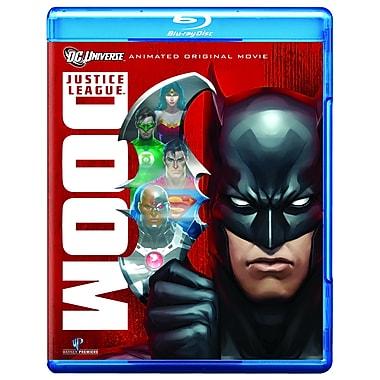 DCU Justic League: Doom (Blu-Ray)