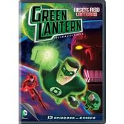 Green Lantern Animated Series: Season One, Part One (DVD)