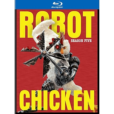 Robot Chicken: Season Five (Blu-Ray)