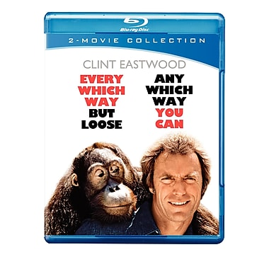Every Which Way But Loose /Any Which Way You Can (Blu-Ray)