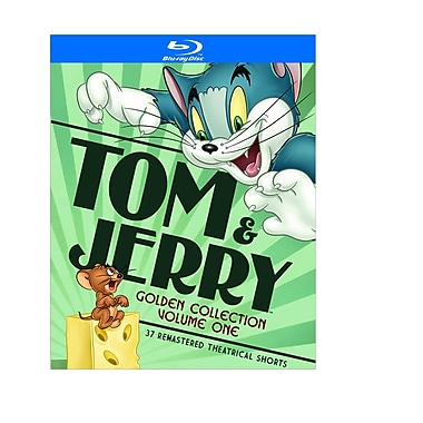 Tom and Jerry: The Golden Collection: Volume One (Blu-Ray)