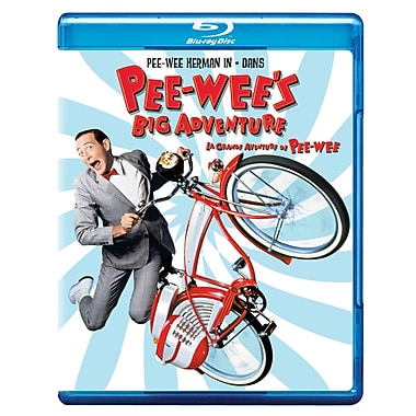 Pee-Wee Herman in: Pee-Wees Big Adventure (Blu-Ray)