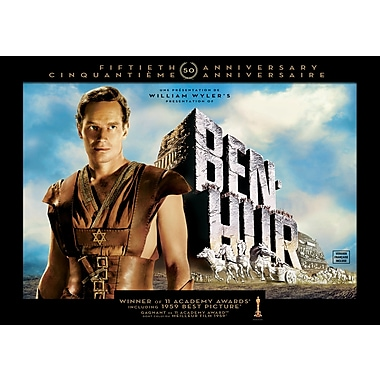 Ben Hur (1959) 50th Anniversary (DVD)