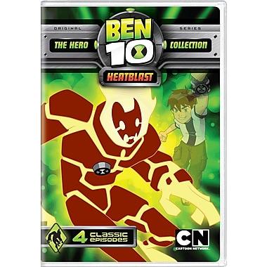 Ben 10 Classic Heatblast (DVD)