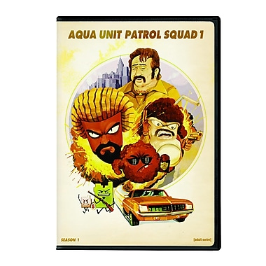 Aqua Unit Patrol Squad 1: Season 1 (DVD)