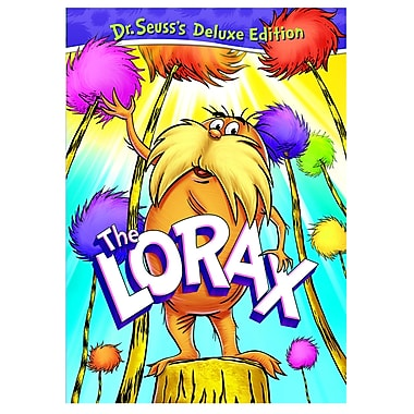 Dr. Seuss: The Lorax (DVD)