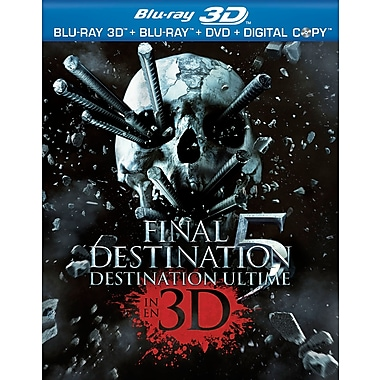 Final Destination 5 3D (3D Blu-Ray)