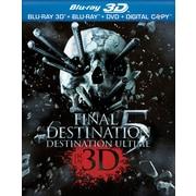Final Destination 5 3D (3D Blu-Ray)