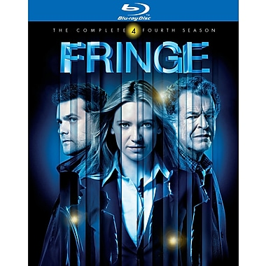 Fringe: The Complete Fourth Season (Blu-Ray)