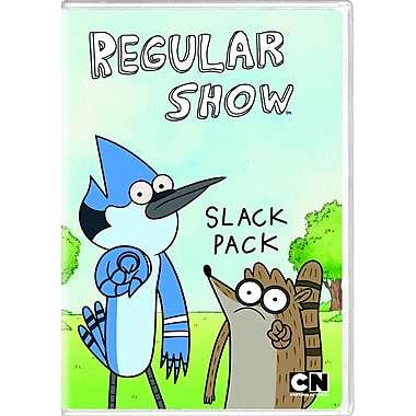 Cartoon Network: Regular Show - The Slack Pack (DVD)